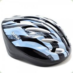 Шолом Profi Trike MS 0343 Чорно-сірий