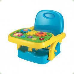 Сидіння-бустер з ігровою панеллю WinFun 0808 NL