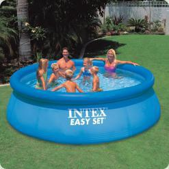 Сімейний басейн Intex 28144 Easy Set 366x91 см