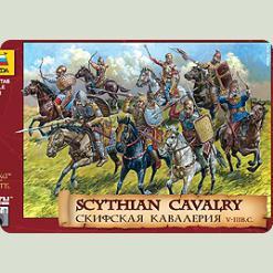 Скіфська кавалерія