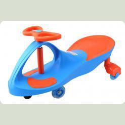 Smart car з KIDIGO поліуретановими колесами sm-gp
