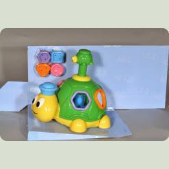 Сортер Hap-p-Kid Little Learner Черепаха (3895 T)