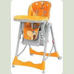 Стільчик Baby Design Pepe-01 (жираф)