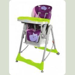 Стільчик Baby Design Pepe-06 (Hippo)