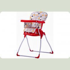 Стільчик Caretero Practico - red
