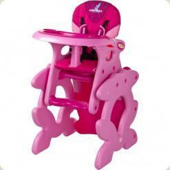 Стільчик Caretero Primus - pink