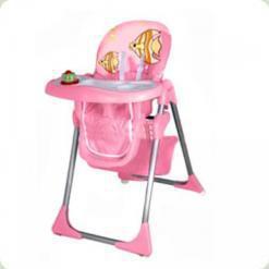 Стільчик для годування Bambi GL290 Pink