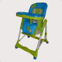 Стільчик для годування Bambi RT 002-4 Green- blue