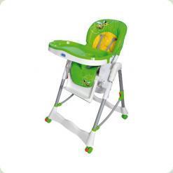 Стільчик для годування Bambi RT 002-5 Green / Yellow