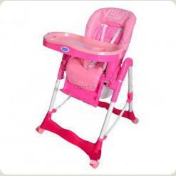 Стільчик для годування Bambi RT 002-8-2 Raspberry - pink