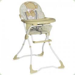 Стільчик для годування Bertoni CANDY (beige bear toys)