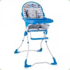 Стільчик для годування Bertoni CANDY (blue doggie)