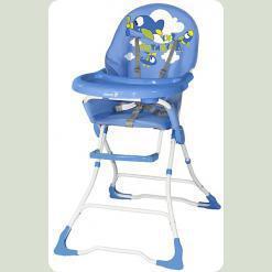 Стільчик для годування Bertoni CANDY (blue sky adventure)