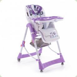 Стільчик для годування Bertoni PRIMO (violet bunnies)