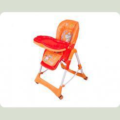 Стільчик для годування Capella Piero Fabula Horse Orange