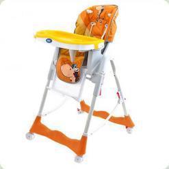 Стільчик для годування Mioo HC50 Giraffe Orange