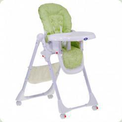 Стільчик для годування Mioo Matteo КМ90 Love Bear Green