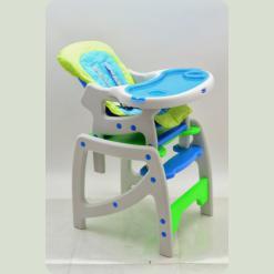 Стільчик- трансформер Bambi HZ 502 салатово -блакитний
