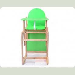 Стільчик-трансформер OMMI Еко Зелений