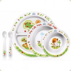 Столовий набір посуду Avent (SCF 716/526988)