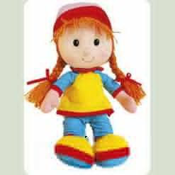 T3990B Лялька Люся