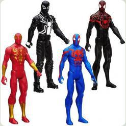 Титани: Людина-Павук Павутинні Бійці