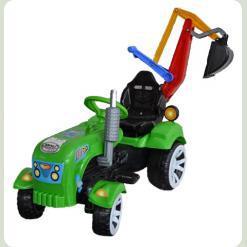 Трактор з ковшем Alexis-Babymix