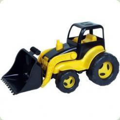 Трактор з ковшем
