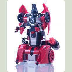 Трансформер на р/у LX9065 Knight (червоний)