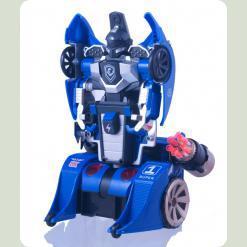 Трансформер на р/у LX9065 Knight (синій)