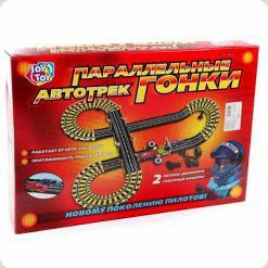 Трек Joy Toy Паралельні гонки (0812)