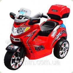 Триколісний дитячий мотоцикл M 0663 Metr + (Bambi)