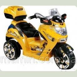 Триколісний дитячий мотоцикл M 0664 Metr + (Bambi)