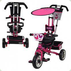 Триколісний дитячий велосипед Profi Trike М 5360-2