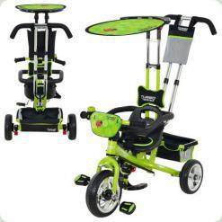 Триколісний дитячий велосипед Profi Trike М 5360-3