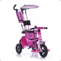 Триколісний велосипед Azimut BC-15 An Air Safari Рожевий