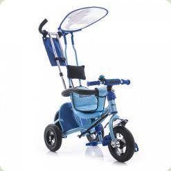 Триколісний велосипед Azimut BC-15 An Air Safari Синій
