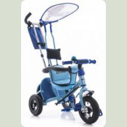 Триколісний велосипед Azimut BC-15 An Safari Синій