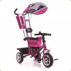 Триколісний велосипед Azimut Лексус Рожевий