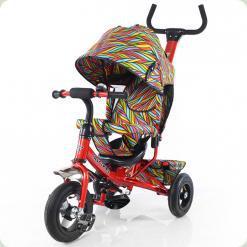 Триколісний велосипед Baby Tilly Trike T-351-2 Red