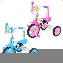 Триколісний велосипед Bambi M 1658