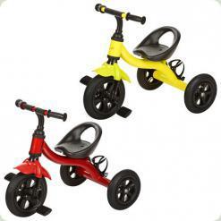 Триколісний велосипед Bambi M 2382 A Червоний