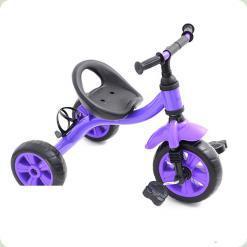 Триколісний велосипед Bambi M 2382 Фіолетовий