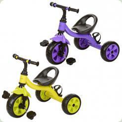 Триколісний велосипед Bambi M 2382 Салатовий