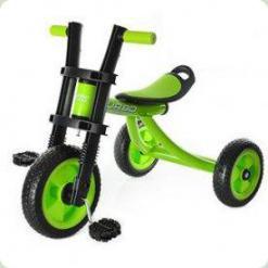 Триколісний велосипед Bambi M 5367 Зелений