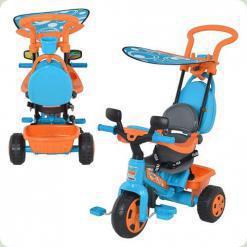 Триколісний велосипед Feber Baby Plus Music 800003923