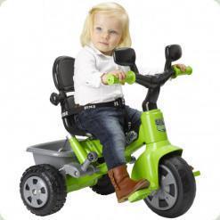 Триколісний велосипед Feber Baby Twist Complet (700009714)