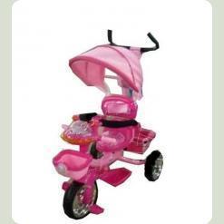 Триколісний велосипед Profi Trike B29-1B-1 Рожевий