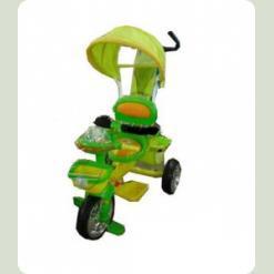 Триколісний велосипед Profi Trike B29-1B-2 Салатовий