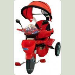 Триколісний велосипед Profi Trike ET A18-9-2 Червоний